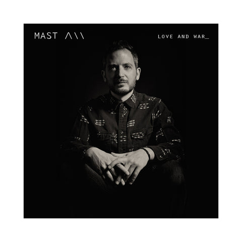 MAST - 'Love and War_' [(Black) Vinyl LP]