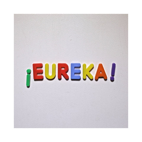 Eureka The Butcher - '!EUREKA!' [(Black) Vinyl LP]