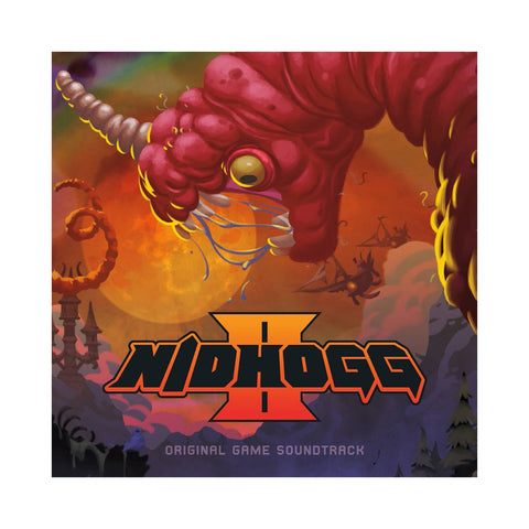 "[""Various Artists - 'Nidhogg II (Offical Video Game Soundtrack)' [CD]""]"
