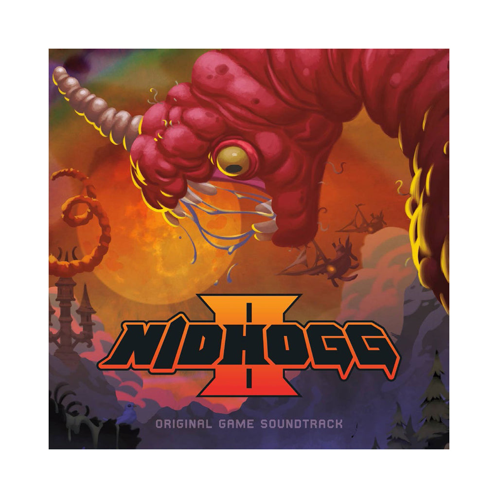 Various Artists - 'Nidhogg II (Offical Video Game Soundtrack)' [Cassette Tape]