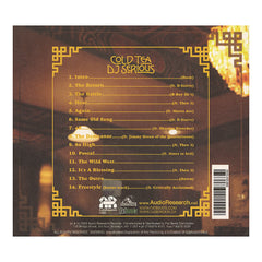 DJ Serious - 'Cold Tea' [CD]
