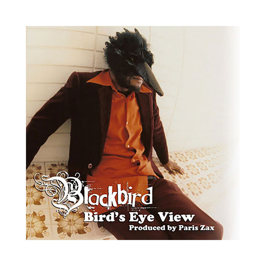 Blackbird - 'Bird's Eye View' [CD]
