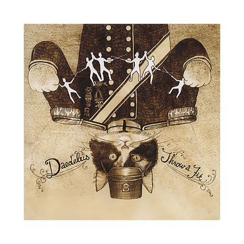 Daedelus - 'Throw A Fit EP' [CD]