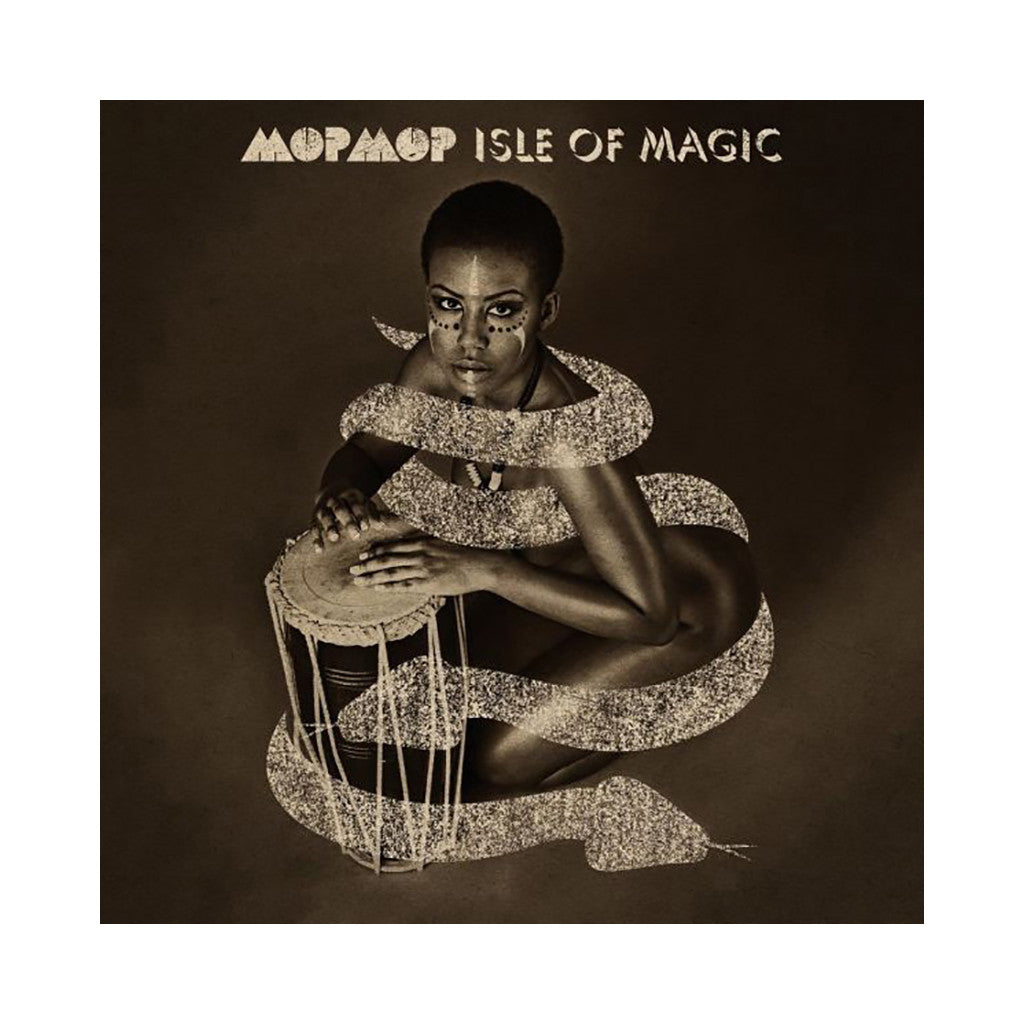 <!--020130319054255-->Mop Mop - 'Isle Of Magic' [(Black) Vinyl LP]