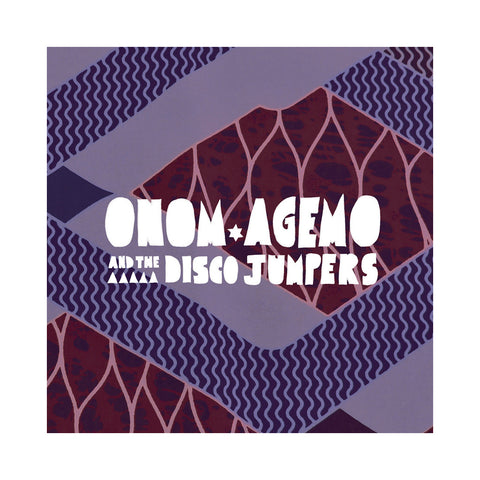Onom Agemo & The Disco Jumpers - 'Liquid Love' [(Black) Vinyl LP]