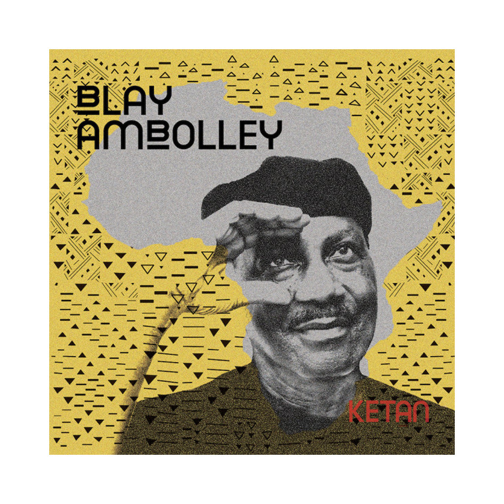Blay Ambolley - 'Ketan' [(Black) Vinyl [2LP]]