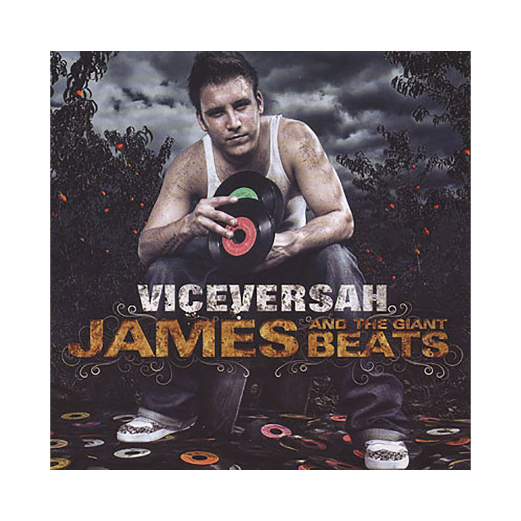 Viceversah - 'James And The Giant Beats' [CD]