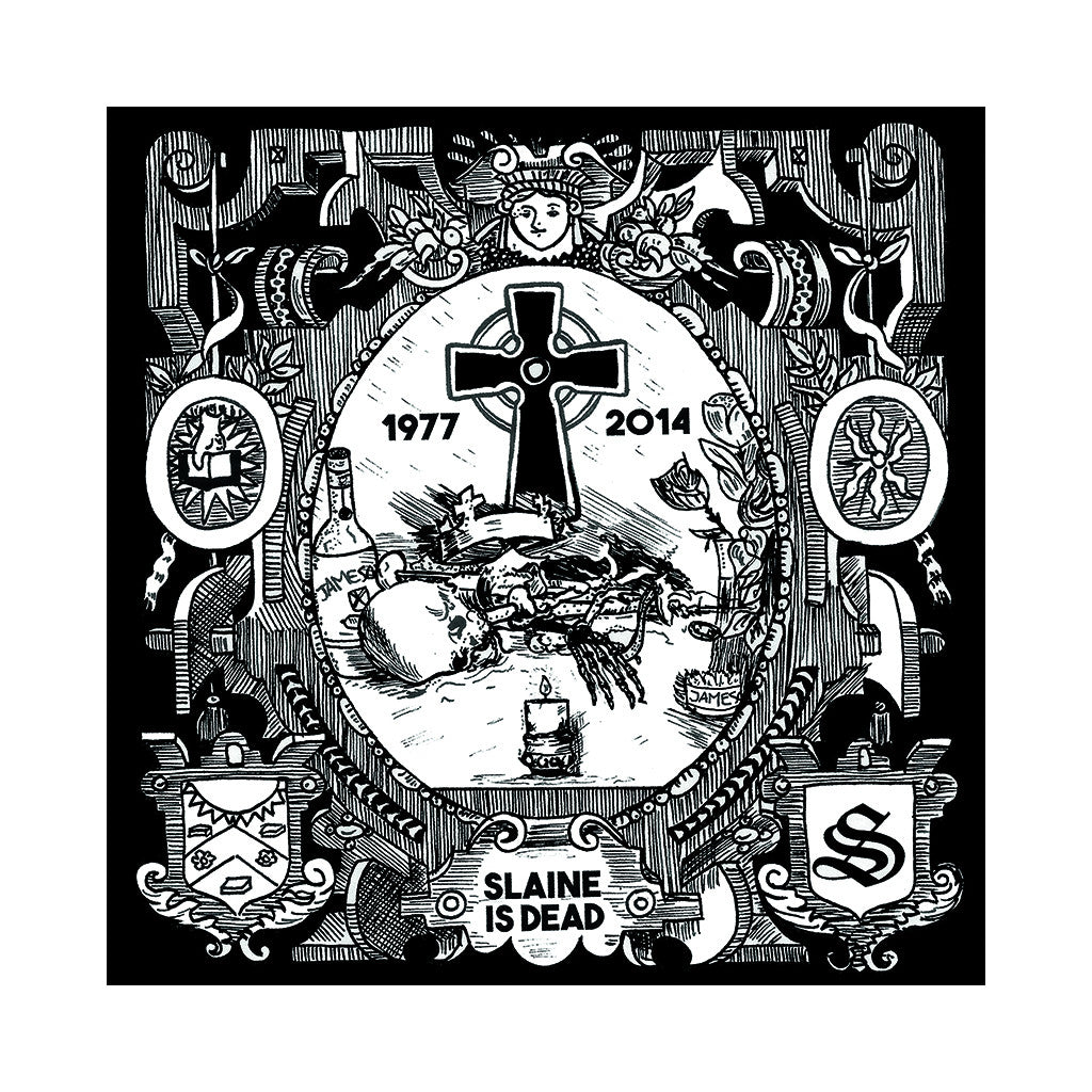 <!--120160923074008-->Slaine - 'Slaine Is Dead EP' [CD]