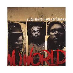 El Da Sensei & The Returners - 'Global Takeover 2: Nu World' [(Black) Vinyl [2LP]]