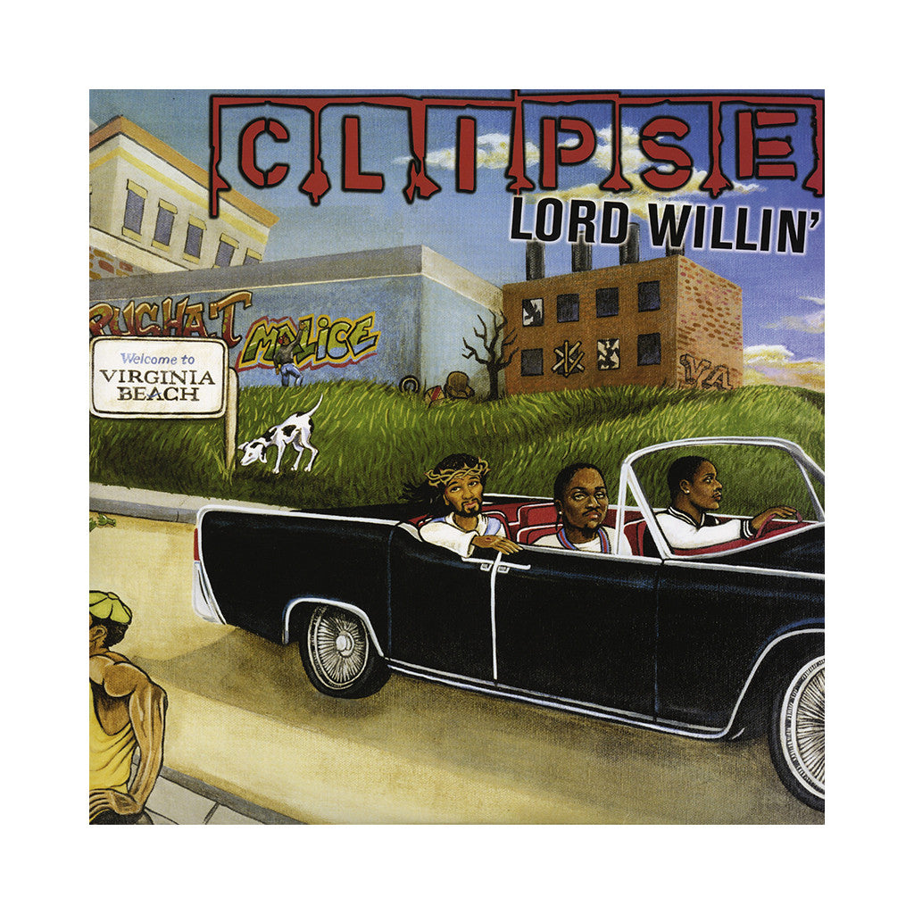 Clipse - 'Lord Willin'' [CD]