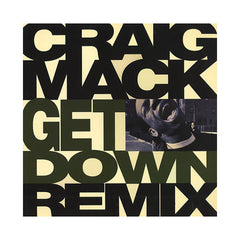 "<!--019940101012427-->Craig Mack - 'Get Down/ Get Down (Q-Tip Remix)' [(Black) 12"" Vinyl Single]"