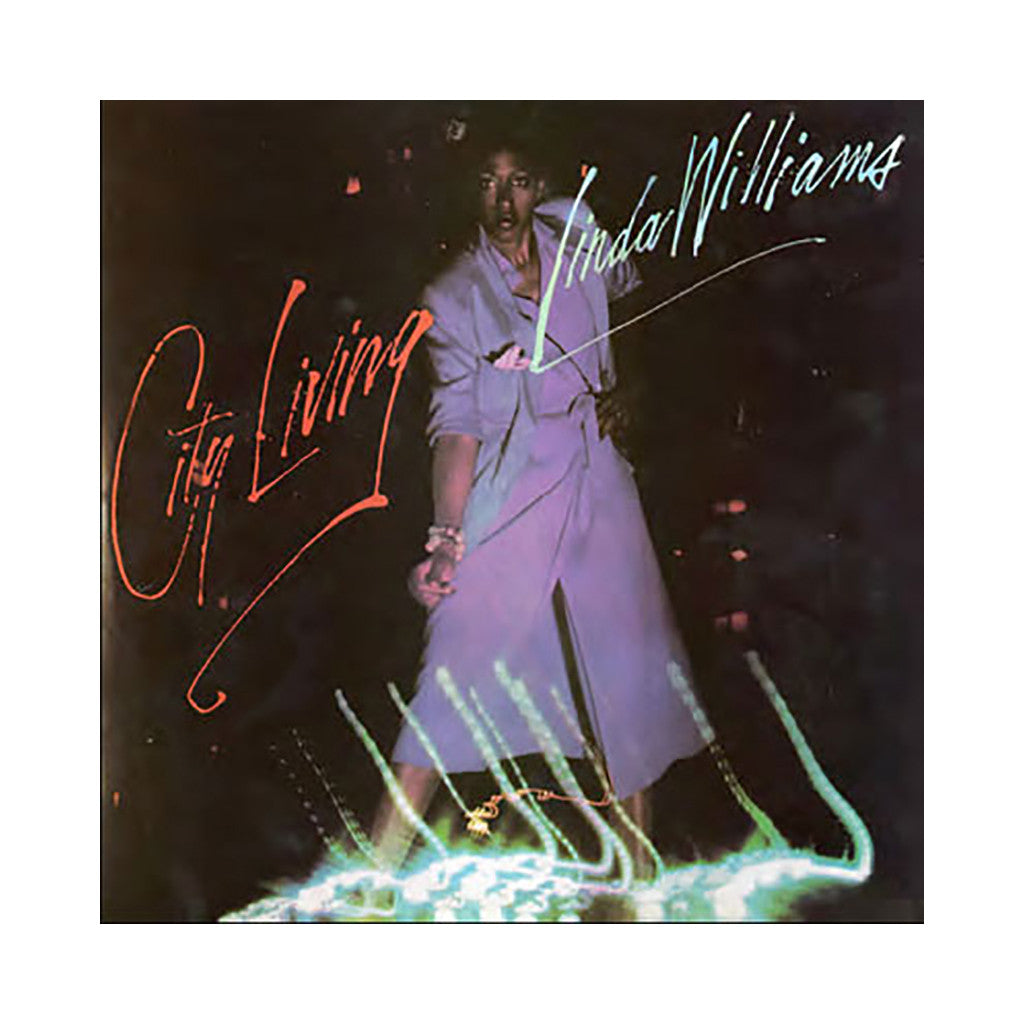 <!--120100406020604-->Linda Williams - 'City Living' [(Black) Vinyl LP]