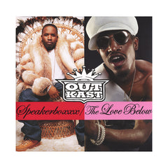 <!--120030923001801-->OutKast - 'Speakerboxxx/ The Love Below' [(Black) Vinyl [4LP]]