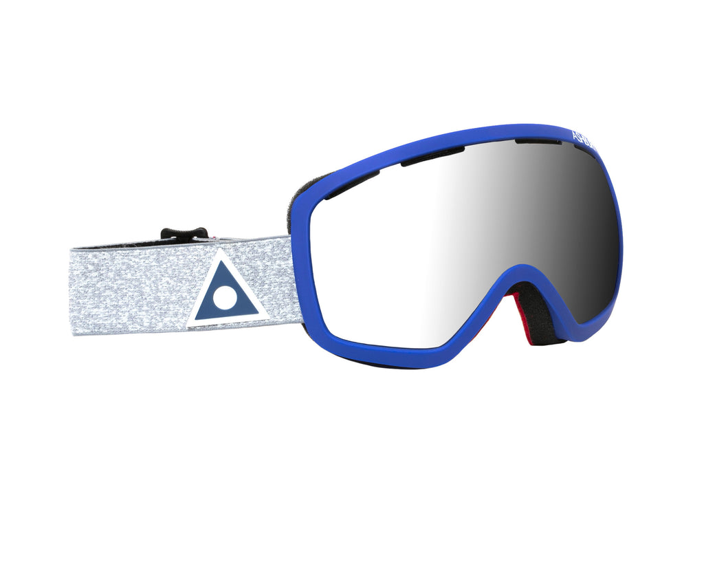 <!--020121002050209-->Ashbury Eyewear - 'Bullet - Blue Heather' [(Blue) Goggles]