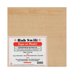 "Rob Swift - 'Dope On Plastic (Remix)/ Dope On Plastic (Scratch Version)/ Do You Dance' [(Black) 12"" Vinyl Single]"