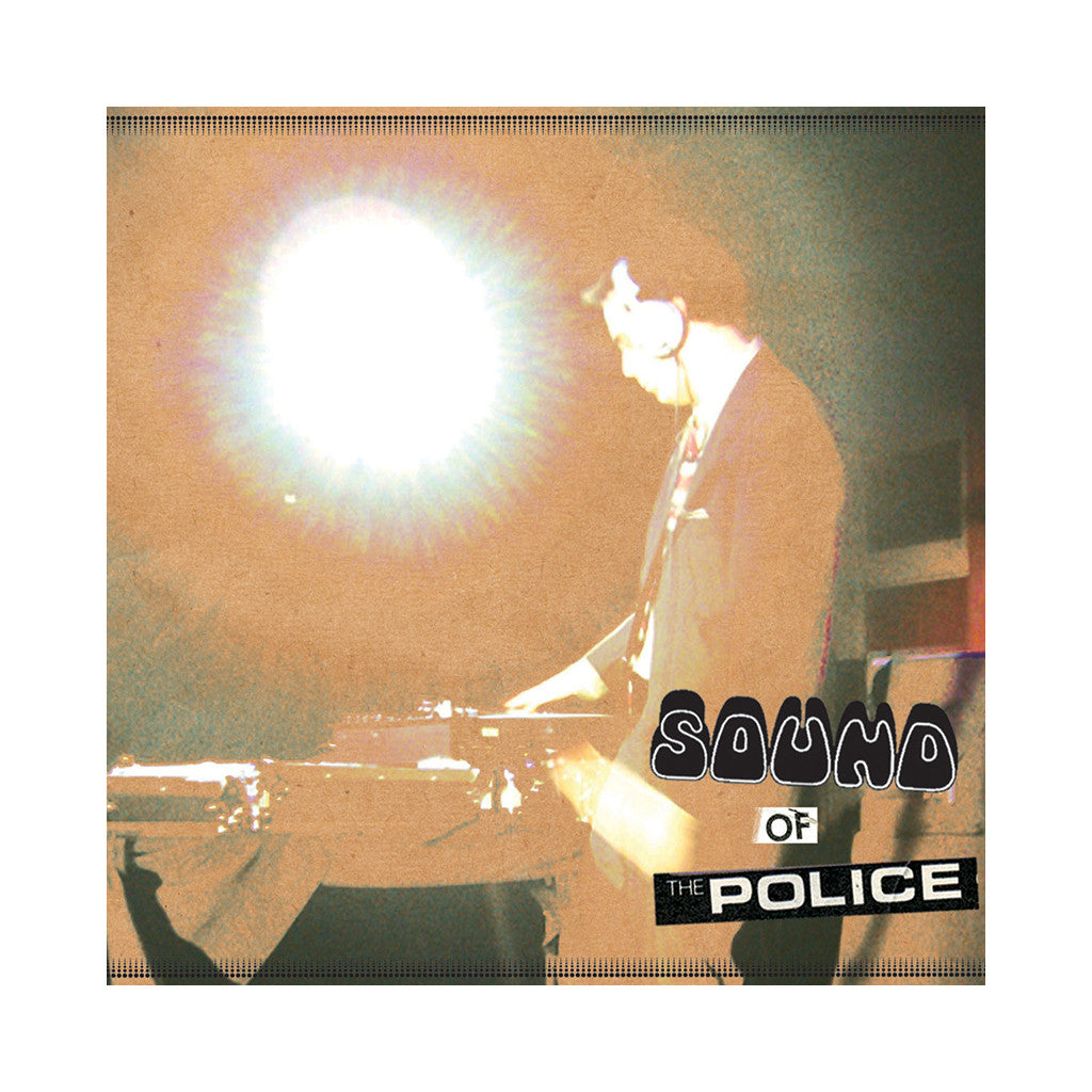 <!--020100727022128-->Cut Chemist - 'Sound Of The Police: A Live One Turntable Mix of African and South American Inspired Music' [(Black) Vinyl LP]