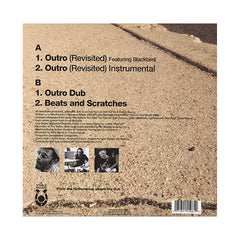 "Cut Chemist - 'Outro (Revisted)' [(Black) 12"" Vinyl Single]"