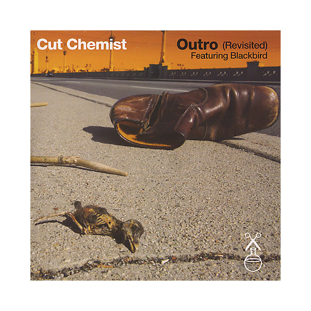 "<!--2012042411-->Cut Chemist - 'Outro (Revisted)' [(Gray Marble) 7"" Vinyl Single]"