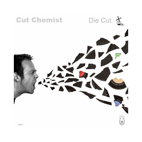 "[""Cut Chemist - 'Die Cut' [CD]""]"
