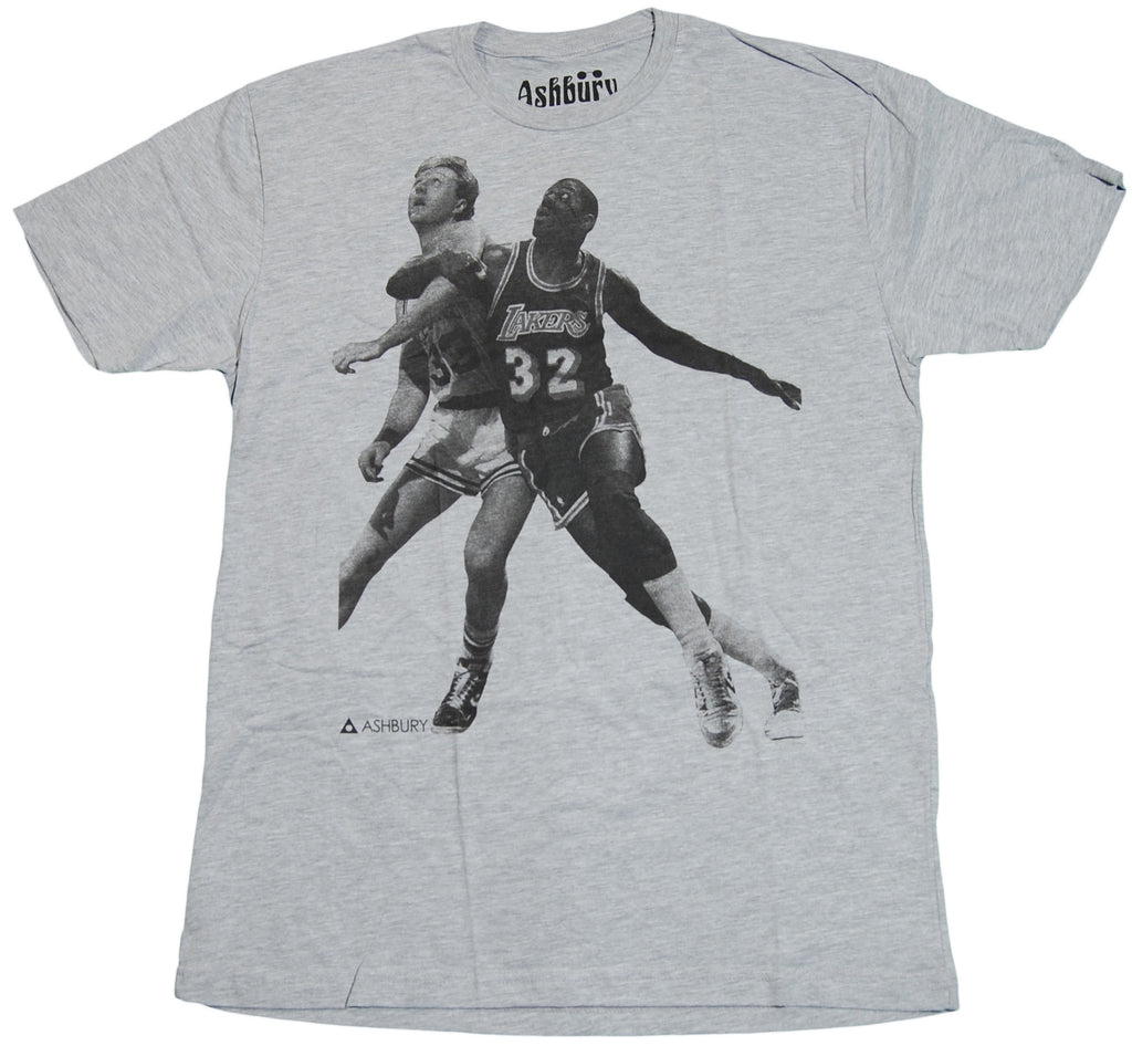 <!--2011071224-->Ashbury Eyewear (Magic Johnson & Larry Bird) - 'Magic & Bird' [(Gray) T-Shirt]