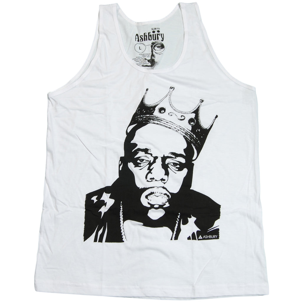<!--2011071222-->Ashbury Eyewear (The Notorious B.I.G.) - 'Notorious' [(White) Tank Top]