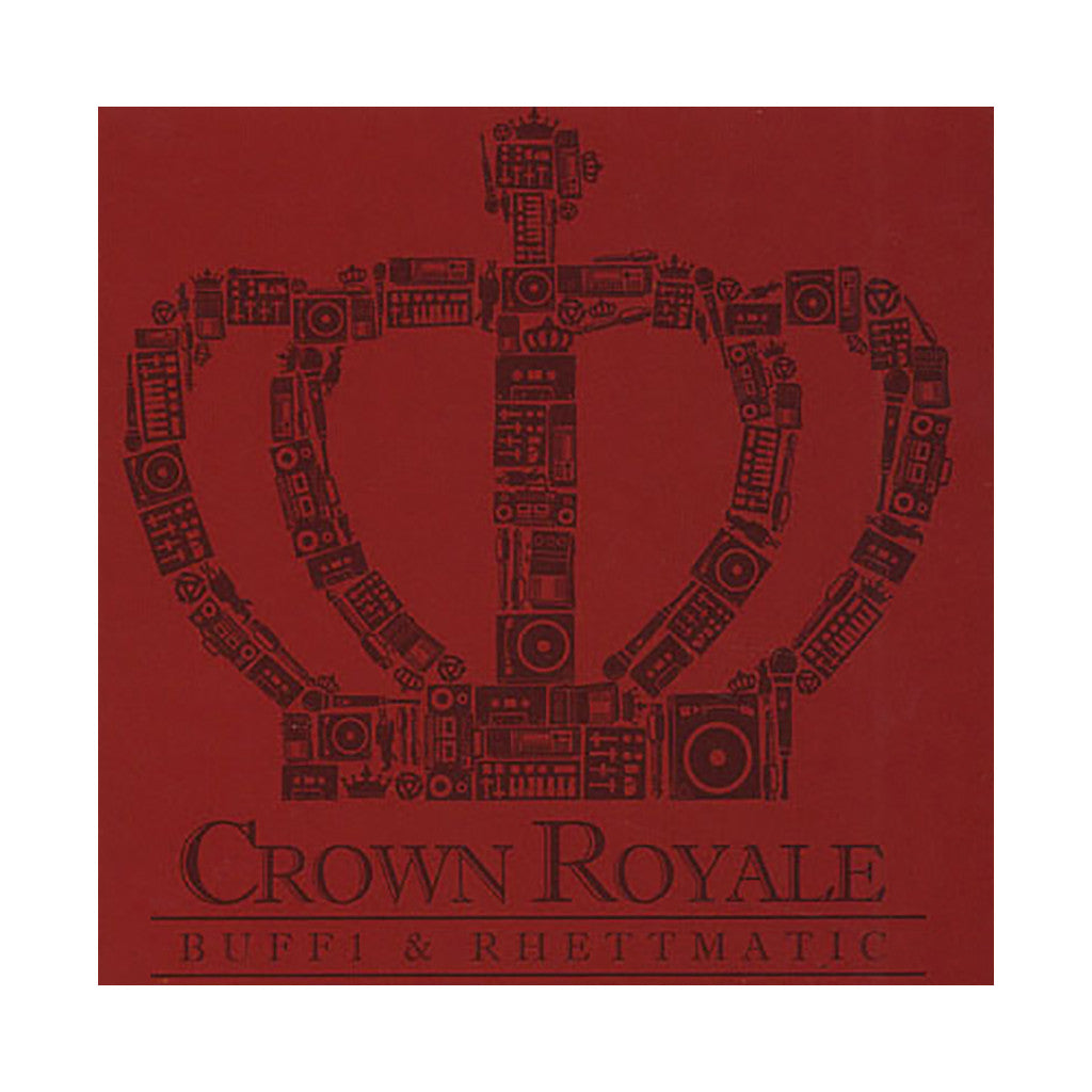 <!--2010121424-->Crown Royale - 'The Chosen Show' [Streaming Audio]