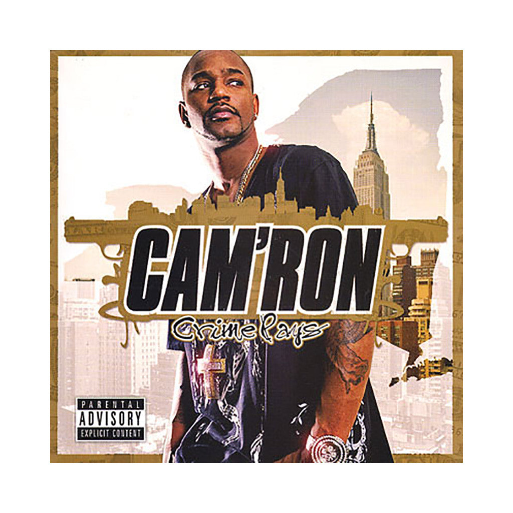 <!--120090512016647-->Cam'ron - 'Crime Pays' [CD]