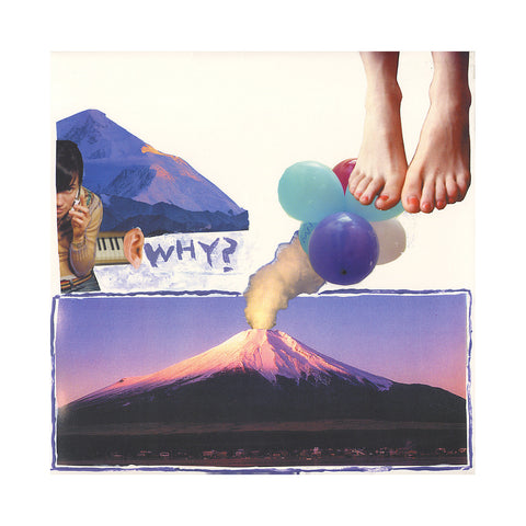 "[""Why? - 'Elephant Eyelash' [(Black) Vinyl LP]""]"