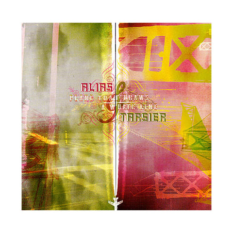Alias & Tarsier - 'Plane That Draws a White Line' [(Black) Vinyl LP]