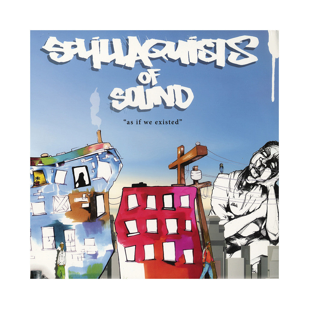 <!--020061121008113-->SoLiLLaquists Of Sound - 'As If We Existed' [(Black) Vinyl LP]