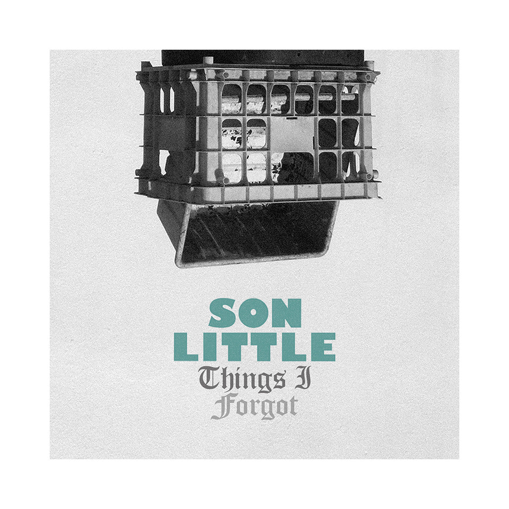 Son Little - 'Things I Forgot' [CD]