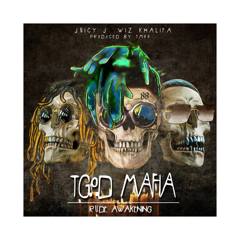 TGOD Mafia - 'Rude Awakening' [CD]