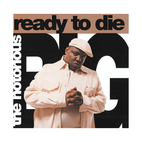 The Notorious B.I.G. - 'Ready To Die (Gatefold)' [(Black) Vinyl [2LP]]