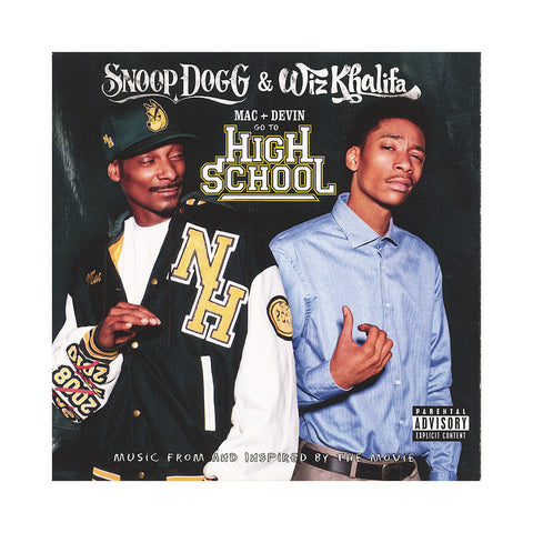 Snoop Dogg & Wiz Khalifa - 'Mac + Devin Go To High School (Music From And Inspired By The Movie)' [CD]