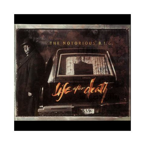 The Notorious B.I.G. - 'Life After Death (Re-Issue)' [(Black) Vinyl [3LP]]