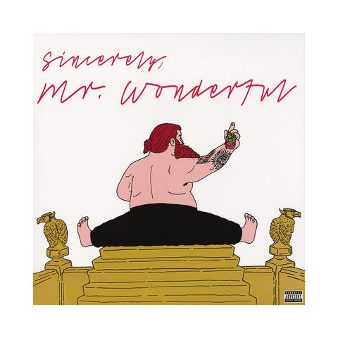 "[""Action Bronson - 'Mr. Wonderful' [(Black) Vinyl LP]""]"