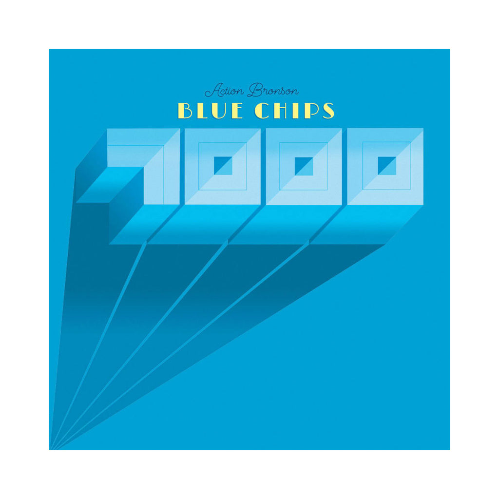 Action Bronson - 'Blue Chips 7000' [(Black) Vinyl LP]