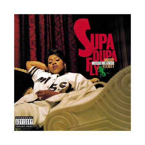 Missy 'Misdemeanor' Elliott - 'Supa Dupa Fly (Re-Issue)' [(Black) Vinyl [2LP]]
