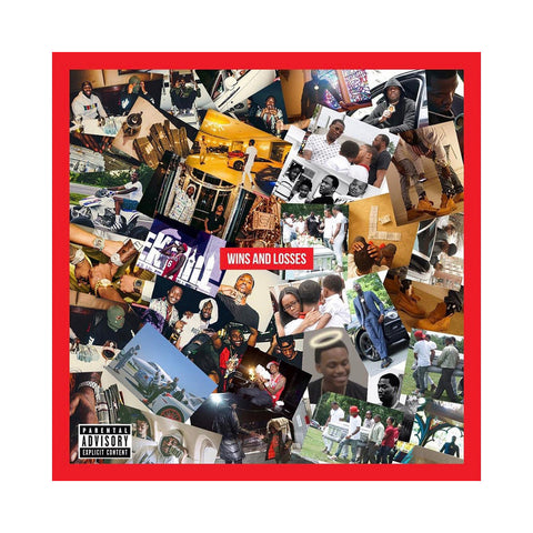 Meek Mill - 'Wins & Losses' [CD]
