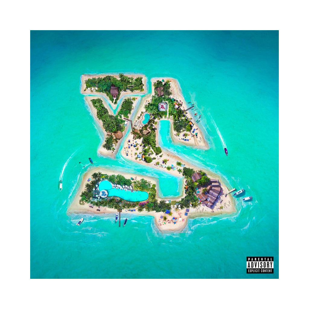Ty Dolla $ign - 'Beach House 3' [CD]