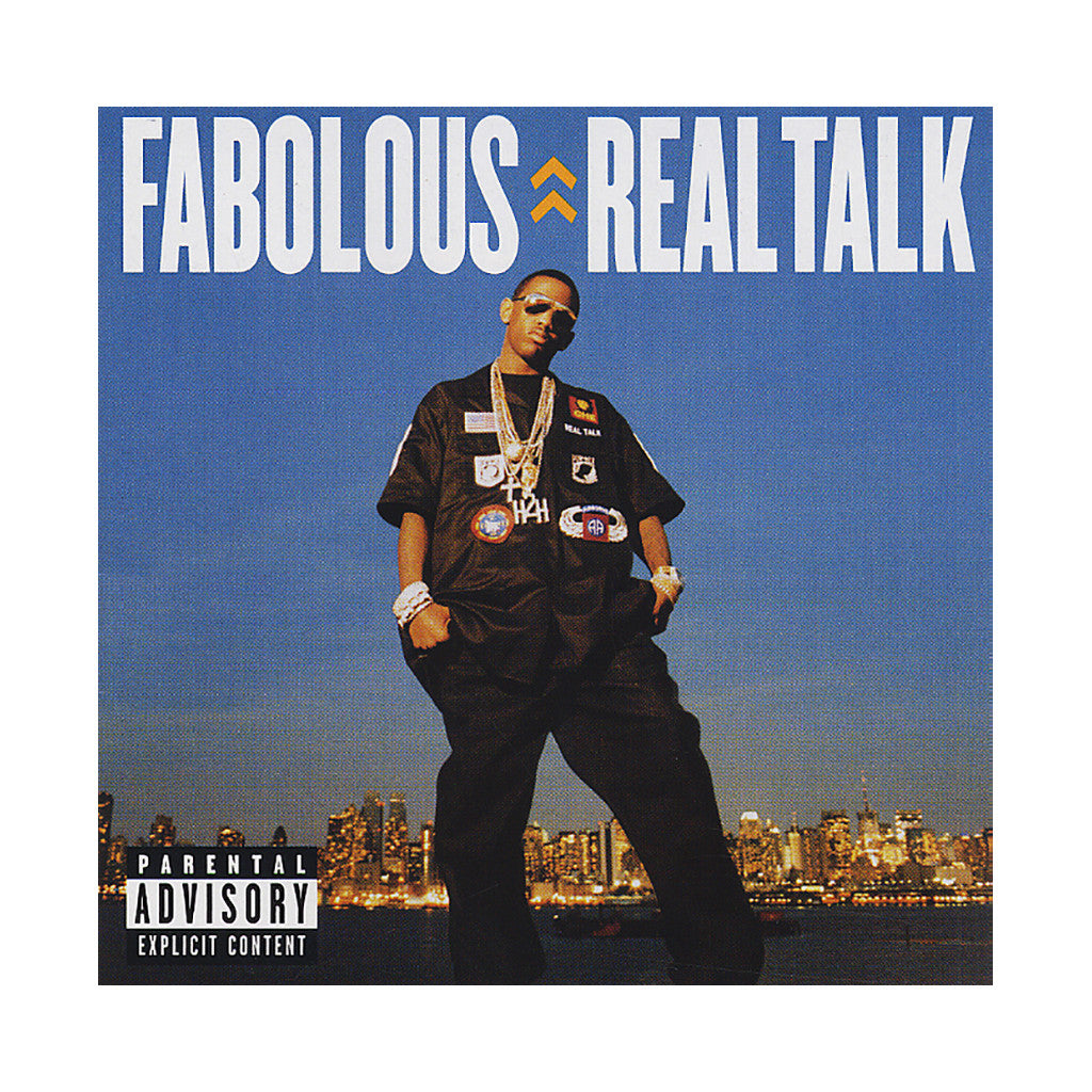 Fabolous - 'Real Talk' [CD]
