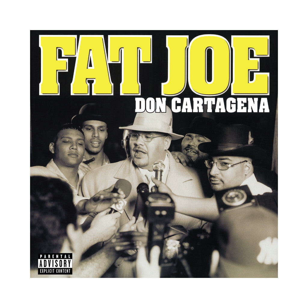 <!--120170616075274-->Fat Joe - 'Don Cartagena' [(Black) Vinyl [2LP]]