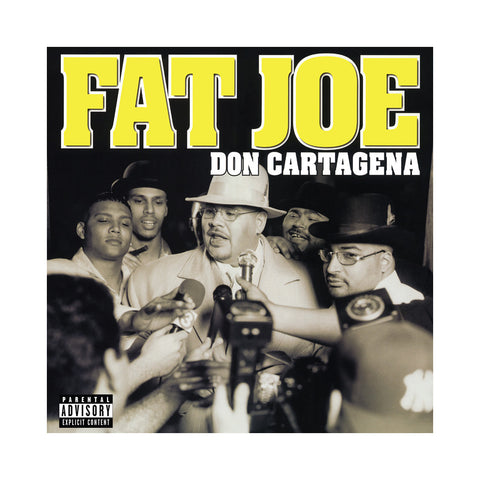 "[""Fat Joe - 'Don Cartagena' [(Black) Vinyl [2LP]]""]"
