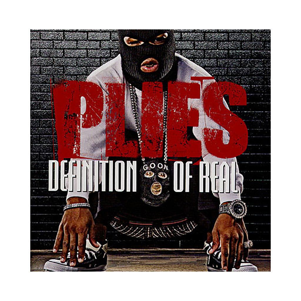 <!--020080617014013-->Plies - 'Definition Of Real' [CD]