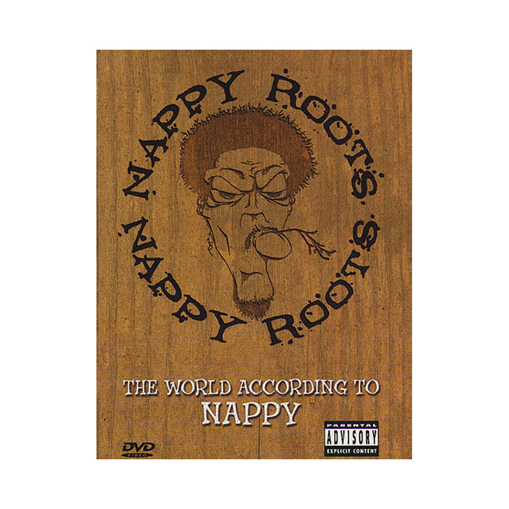 <!--020020101006631-->Nappy Roots - 'The World According To Nappy' [DVD]