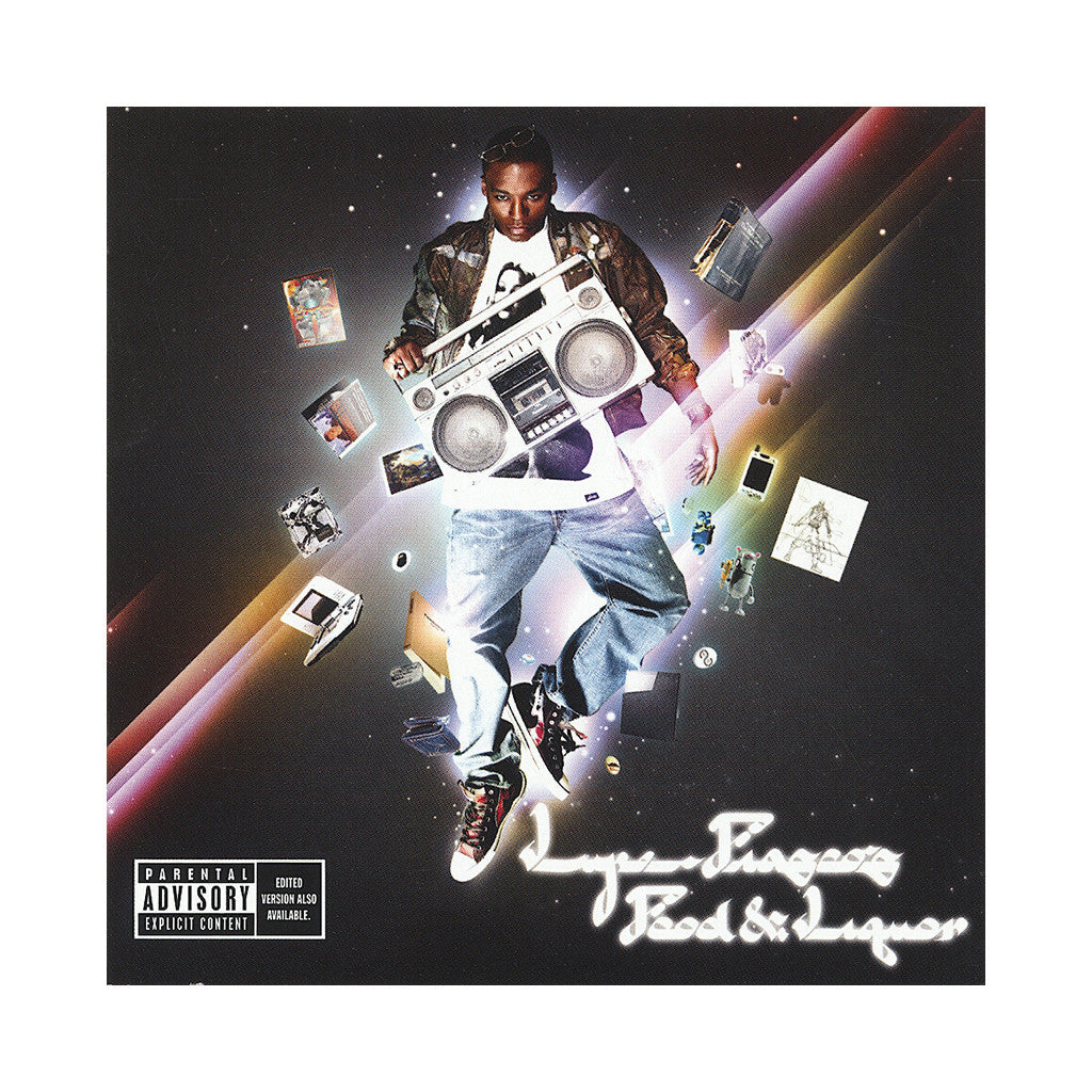 Lupe Fiasco - 'Food & Liquor' [CD]