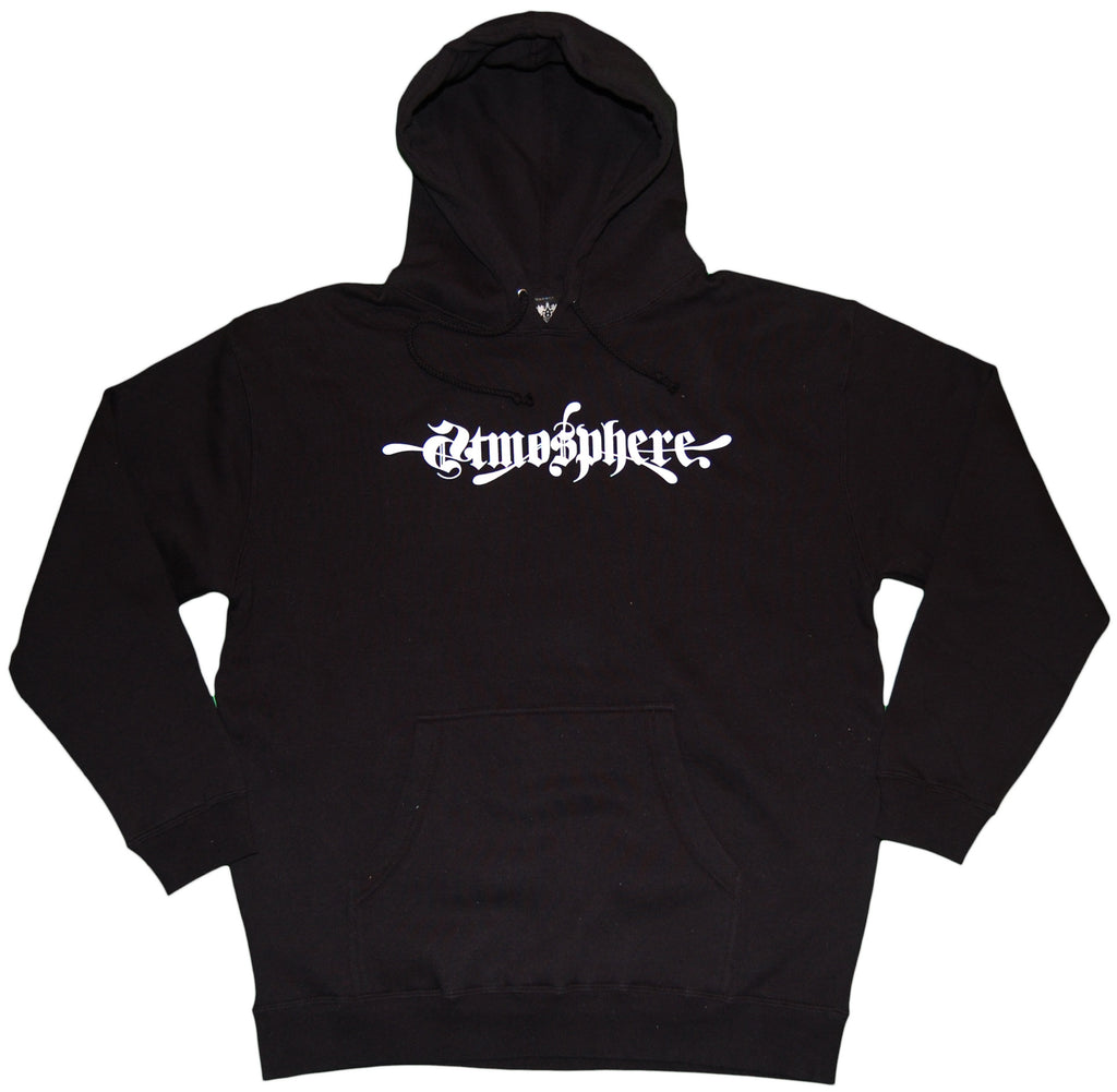 <!--2011020156-->Atmosphere - 'Hardcore' [(Black) Hooded Sweatshirt]