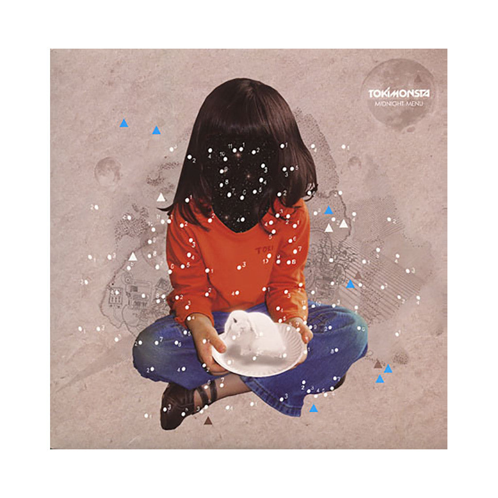 TOKiMONSTA - 'Midnight Menu' [(Black) Vinyl LP]