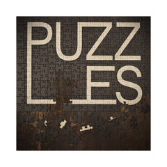 Various Artists - 'Puzzles' [(Black) Vinyl LP]