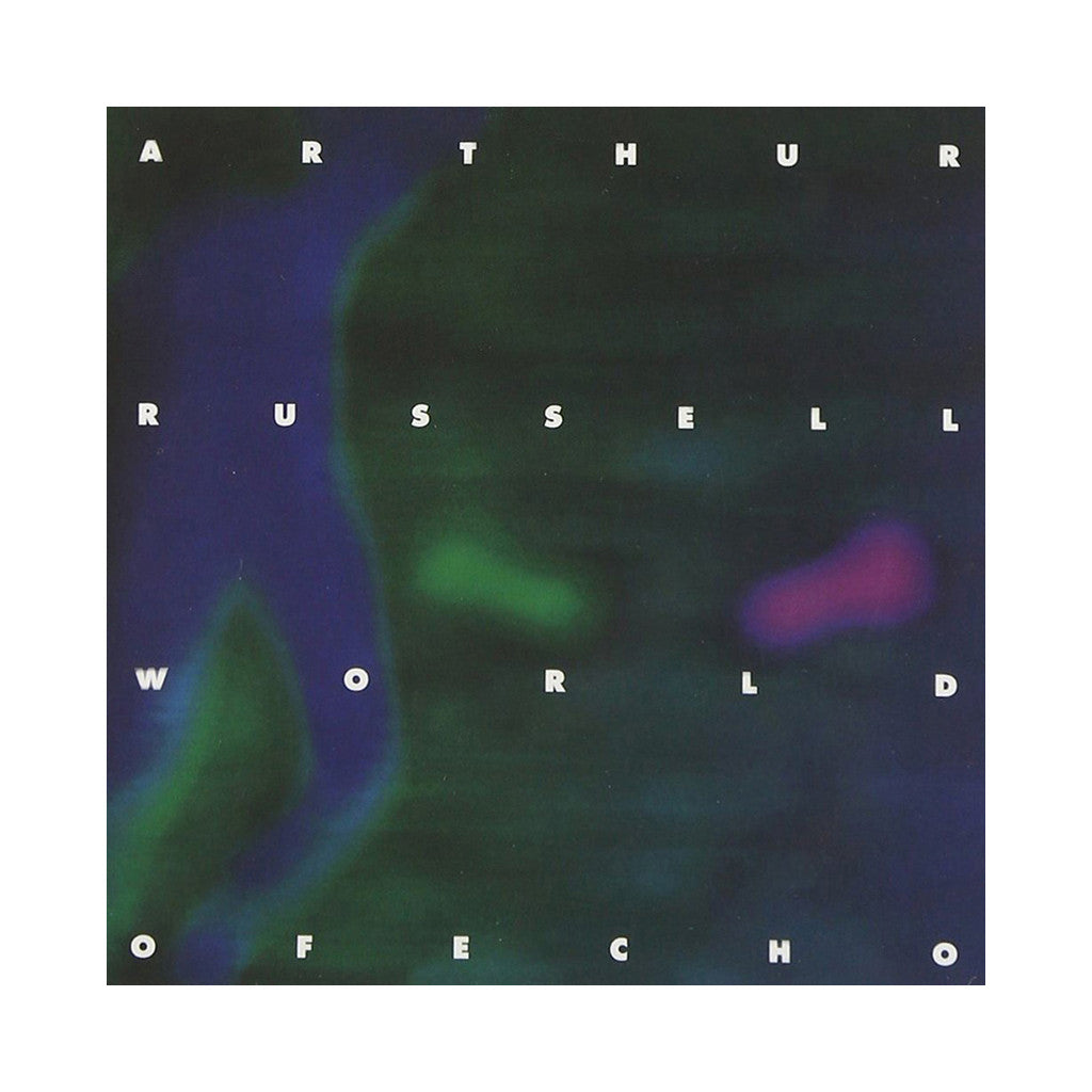 <!--020060808004698-->Arthur Russell - 'World Of Echo' [(Black) Vinyl [2LP]]